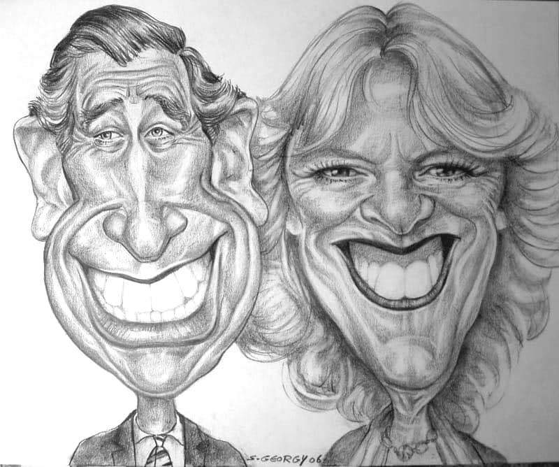 Prinz Charles + Camilla